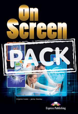 ON SCREEN B2 STUDENT'S BOOK (+ WRITING BOOK + IEBOOK) 2015 REVISED