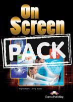 ON SCREEN B2+ Student's Book POWER PACK 3 (+ ECCE PRACTICE TESTS 3 + PRESENTATION SKILLS + IEBOOK + Workbook DIGIBOOK APP.) 2021