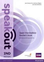 SPEAK OUT UPPER-INTERMEDIATE TEACHER'S BOOK  GUIDE (+ RESOURCE & ASSESSMENT DISC) 2ND ED