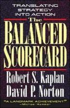 THE BALANCED SCORECARD : TRANSLATING STRATEGY INTO ACTION Paperback