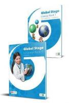 GLOBAL STAGE 1 LITERACY BOOK AND LANGUAGE BOOK (+ NAVIO APP)