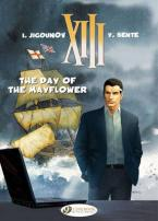 XIII vol.19 : THE DAY OF THE MAYFLOWER Paperback