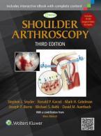 SHOULDER ARTHROSCOPY HC