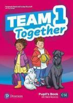TEAM TOGETHER 1 Student's Book (+ DIGITAL RESOURCES)