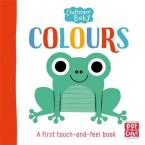 CHATTERBOX BABY : COLOURS HC BBK
