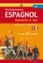 DICTIONNAIRE ESPAGNOL MINI HACHETTE & VOX
