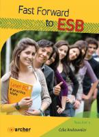 FAST FORWARD TO ESB B2 TEACHER'S BOOK  2017