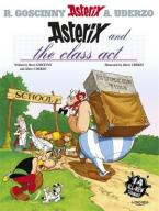 ASTERIX AND THE CLASS ACT Paperback