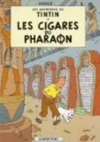 LES AVENTURES DE TINTIN 4: LES CIGARS DU PHARAON HC BBK