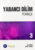 YABANCI DILIM TURKCE 3 (+ CD) N/E