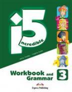 INCREDIBLE 5 3 Workbook GRAMMAR