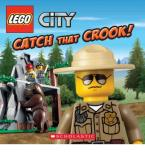 LEGO CITY : CATCH THAT CROOK! Paperback