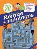 CAHIERS DE JEUX REMUE MENINGES