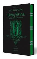 HARRY POTTER 1: PHILOSOPHER'S STONE SLYTHERIN N/E  HC