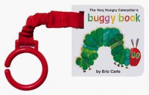 THE VERY HUNGRY CATERPILLAR'S BUGGY BOOK HC MINI