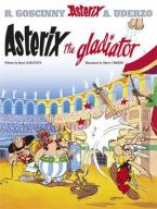 ASTERIX THE GLADIATOR Paperback