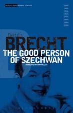 THE GOOD PERSON OF SZECHWAN Paperback B FORMAT