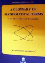 A Glossary of Mathematical Terms