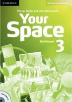 YOUR SPACE 3 WORKBOOK (+ AUDIO CD)
