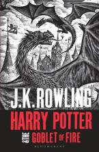 HARRY POTTER 4: THE GOBLET OF FIRE (ADULT COVER) Paperback B
