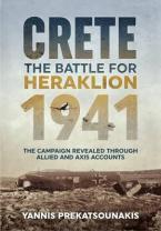 THE BATTLE FOR HERAKLION  HC