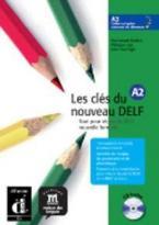 LES CLES NOUVEAU DELF A2 METHODE (+ CD)