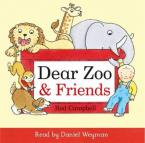 DEAR ZOO AND FRIENDS AUDIO Paperback