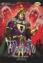 CLASSICAL COMICS : MACBETH (+ AUDIO CD) THE ELT GRAPHIC NOVEL Paperback C FORMAT