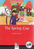 SPRING CUP + AUDIO CD + E-ZONE NEW EDITION (RED SERIES 3)