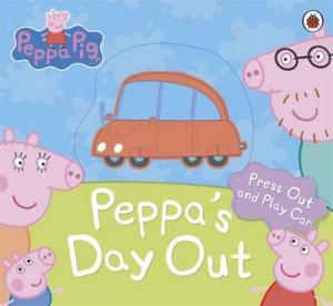 PEPPA PIG : PEPPA'S DAY OUT HC BBK