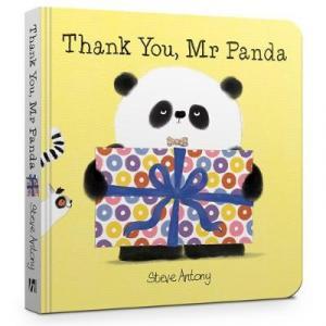THANK YOU, MR PANDA HC BBK