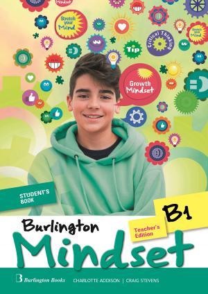 BURLINGTON MINDSET B1 TEACHER'S BOOK