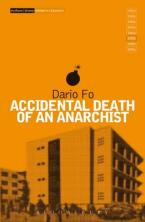 ACCIDENTAL DEATH OF AN ANARCHIST Paperback B FORMAT