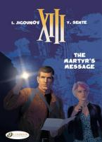 XIII vol.22 : THE MARTYR'S MESSAGE Paperback