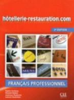 HOTELLERIE-RESTAURATION.COM (+ AUDIO CD) 2ND ED