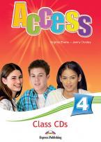 Access 4: Class Audio CDs