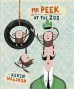 MR PEEK AND THE MISUNDERSTANDING AT THE ZOO  Paperback