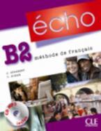 ÉCHO B2 METHODE (+ CD-ROM)