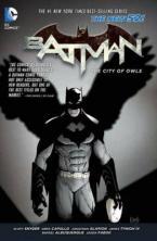 BATMAN NIGHT OF THE OWLS Paperback