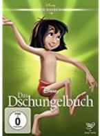 DAS DSCHUNGELBUCH - DVD