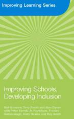 IMPROVING SCHOOLS, DEVELOPING INCLUSION Paperback