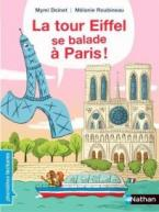 LA TOUR EIFFEL SE BALADE A PARIS ! POCHE