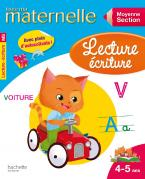 TOUTE MA MATERNELLE : LECTURE ECRITURE MOYENNE SECTION (4-5 ANS) @