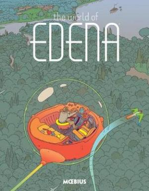MOEBIUS LIBRARY : THE WORLD OF EDENA HC
