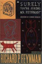 SURELY YOU'RE JOKING MR FEYNMAN Paperback