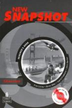 NEW SNAPSHOT STARTER TEACHER'S BOOK  (+ CD)