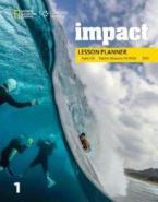 IMPACT 1 LESSON PLANNER (+MP3 AUDIO CD +TEACHER RESOURCE CD-ROM & DVD) - AMER. ED.