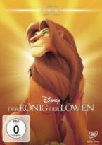 DER KONIG DER LOWEN - DVD