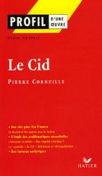 PROFIL D'UNE OEUVRE LE CID CORNEILLE Paperback