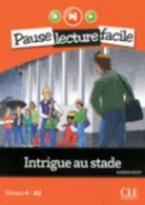PLF 4: INTRIGUE AU STADE (+ CD)